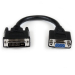 StarTech.com 8in DVI to VGA Cable Adapter - DVI-I Male to VGA Female