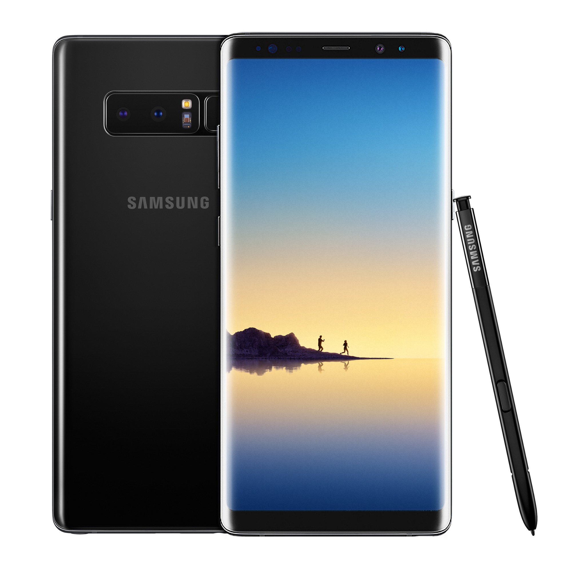 "Samsung Galaxy Note8 SM-N950F 16 cm (6.3"") 6 GB 64 GB Single SIM 4G Black 3300 mAh"