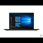 """Lenovo ThinkPad T14s Notebook 35.6 cm (14"""") Full HD 10th gen Intel® Core™ i7 16 GB DDR4-SDRAM 512 GB SSD Wi-Fi 6 (802.11ax) Windows 10 Pro Black"""