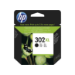 HP 302XL High Yield Black Original Ink Cartridge Negro 1 pieza(s)