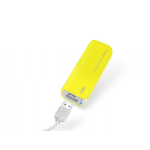 SBS TEBB2200Y Litio 2200mAh Amarillo batería externa