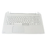 Toshiba A000296080 notebook spare part Housing base + keyboard