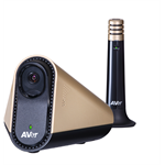AVerMedia CC30 HD Camera 8MP USB 2.0 Black,Gold webcam