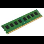 Kingston Technology ValueRAM 16GB(2 x 8GB) DDR3-1600 geheugenmodule 2 x 8 GB 1600 MHz