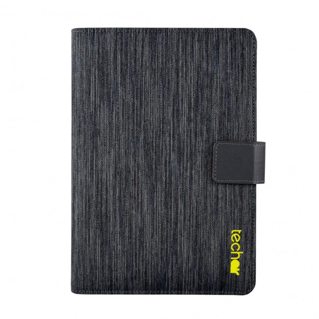 Tech air 10.1-Inch Tablet Folio Case - Black Texturised (TAXUT041)
