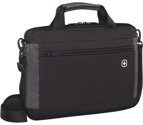 """Wenger/SwissGear Incline notebook case 40.6 cm (16"""") Briefcase Black"""