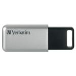 Verbatim Secure Pro - USB 3.0 Drive 16 GB - Silver 98664
