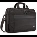"Case Logic Notion NOTIA-116 Black notebook case 39.6 cm (15.6"") Briefcase"