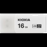 Kioxia TransMemory U301 USB flash drive 16 GB USB Type-A 3.2 Gen 1 (3.1 Gen 1) White
