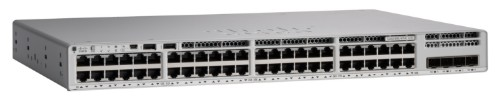 Cisco Catalyst 9200L Managed L3 Gigabit Ethernet (10/100/1000) Power over Ethernet (PoE) Grey