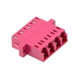 Cablenet XXFAQLC4 fibre optic adapter LC 1 pc(s) Violet