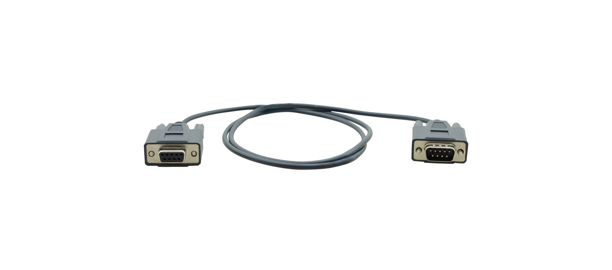 Kramer Electronics C-D9M/D9F-3 serial cable Black 0.9 m RS–232