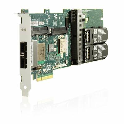 Hewlett Packard Enterprise SmartArray P411 PCI Express x8 RAID controller