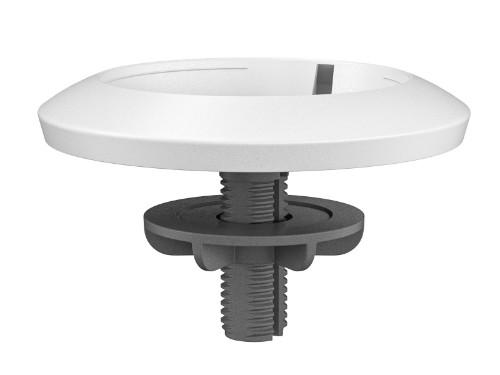 Logitech Mic Pod Mount Table mount White