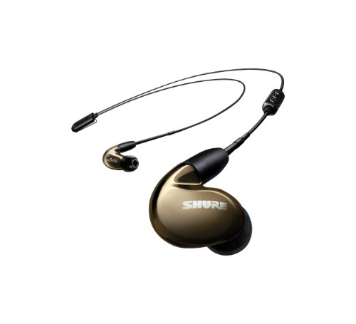 Shure SE846 Headset In-ear Black,Bronze