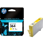 HP 364 Yellow Ink Cartridge Origineel Geel 1 stuk(s)