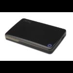 """ASSMANN Electronic DA-71030 HDD-/SSD-behuizing 2.5"""" Stroomvoorziening via USB Zwart behuizing voor opslagstations"""