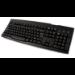 2-Power KYBAC260-UP-BKDK USB Danish Black keyboard