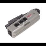 APC PNOTEPROC6 SurgeArrest Notebook surge protector 1 AC outlet(s) 120 V Silver