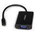 StarTech.com Cable Adaptador Externo Conversor de Vídeo y Audio Micro HDMI a VGA - 1920x1200