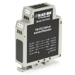 Black Box ICD103A RS-232 serial converter/repeater/isolator