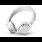 Urbanears Plattan 2 Bluetooth True White headphone Circumaural Handheld