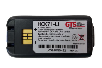 GTS HCK71-LI accesorio para lector de código de barras