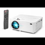 Technaxx TX-113 data projector Standard throw projector 1800 ANSI lumens LED 800x480 White