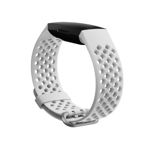 Fitbit FB168SBWTL activity tracker band White