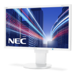 "NEC MultiSync EA234WMi 23"" Full HD TFT/IPS Black"