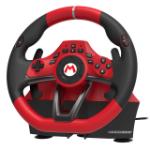 Hori NSW-228U Gaming Controller Black, Red USB Steering wheel + Pedals Analogue Nintendo Switch