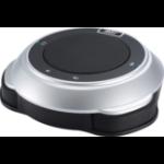 AVer 60V8U20000AK speakerphone PC Black, Silver