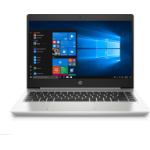 "HP ProBook 440 G7 Notebook Silver 35.6 cm (14"") 1366 x 768 pixels 10th gen Intel® Core™ i5 8 GB DDR4-SDRAM 128 GB SSD Wi-Fi 5 (802.11ac) Windows 10 Home"