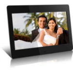 "Aluratek ADMPF114F digital photo frame 14"" Black"