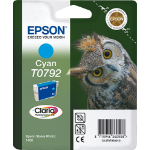 Epson Owl inktpatroon Cyan T0792 Claria Photographic Ink