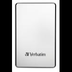 "Verbatim Store 'n' Save HDD enclosure 3.5"" Silver"
