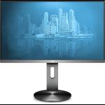 """AOC Pro-line I2490PXQU/BT 23.8"""" Full HD LED Flat Grey computer monitor"""