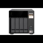 QNAP TS-473-4G/8TB-ULTRA NAS/storage server Ethernet LAN Desktop Black