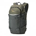 Lowepro Flipside Trek BP 250 AW Backpack case Green, Grey