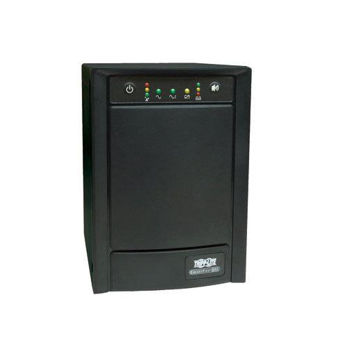Tripp Lite SmartPro 230V 1.5kVA 900W Line-Interactive Sine Wave UPS, SNMP, Webcard, Tower, USB, Serial