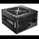 Corsair VS550 550W ATX Black power supply unit