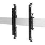 B-Tech System X Universal Interface Arms With Micro-Adjustment - VESA 400
