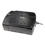 APC Power-Saving Back-UPS ES 8 Outlet 700VA 230V BS 1363 700VA Black uninterruptible power supply (UPS)