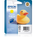 Epson Duck Cartucho T0554 amarillo