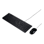 ASUS U2000 keyboard USB Black