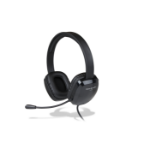 Cyber Acoustics AC-6012 headphones/headset Head-band Black