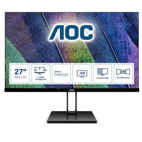 AOC V2 27V2Q computer monitor 68.6 cm (27