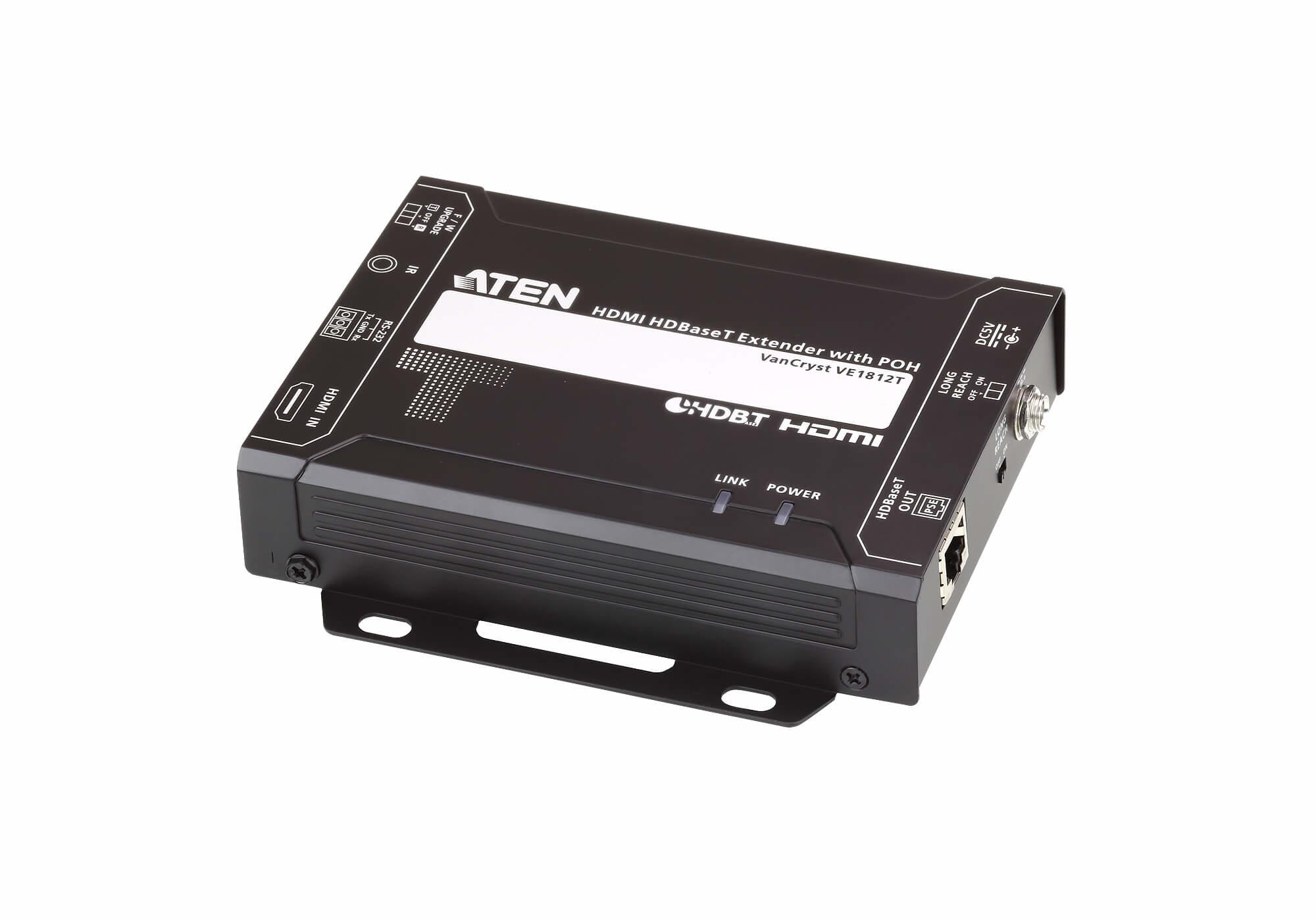 Aten VE1812T AV transmitter Black AV extender