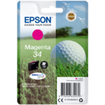 Epson Golf ball Singlepack Magenta 34 DURABrite Ultra Ink