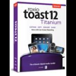 Roxio Toast 12 Titanium Box